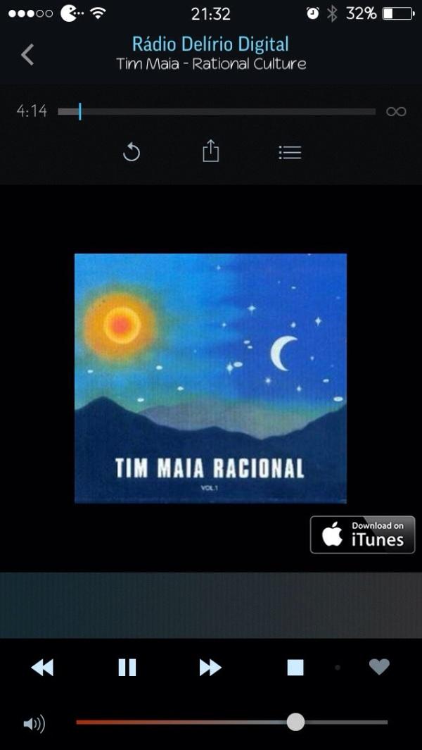 Ouça agora na Rádio Irracional: